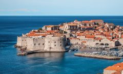 Dubrownik - jedno z najpiękniejszych miast Chorwacji