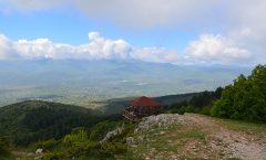 natura - krajobraz w Macedonii